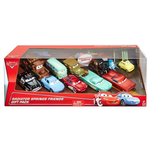 Disney Pixar Cars 3 Die Cast 11pk Individual Cars Target