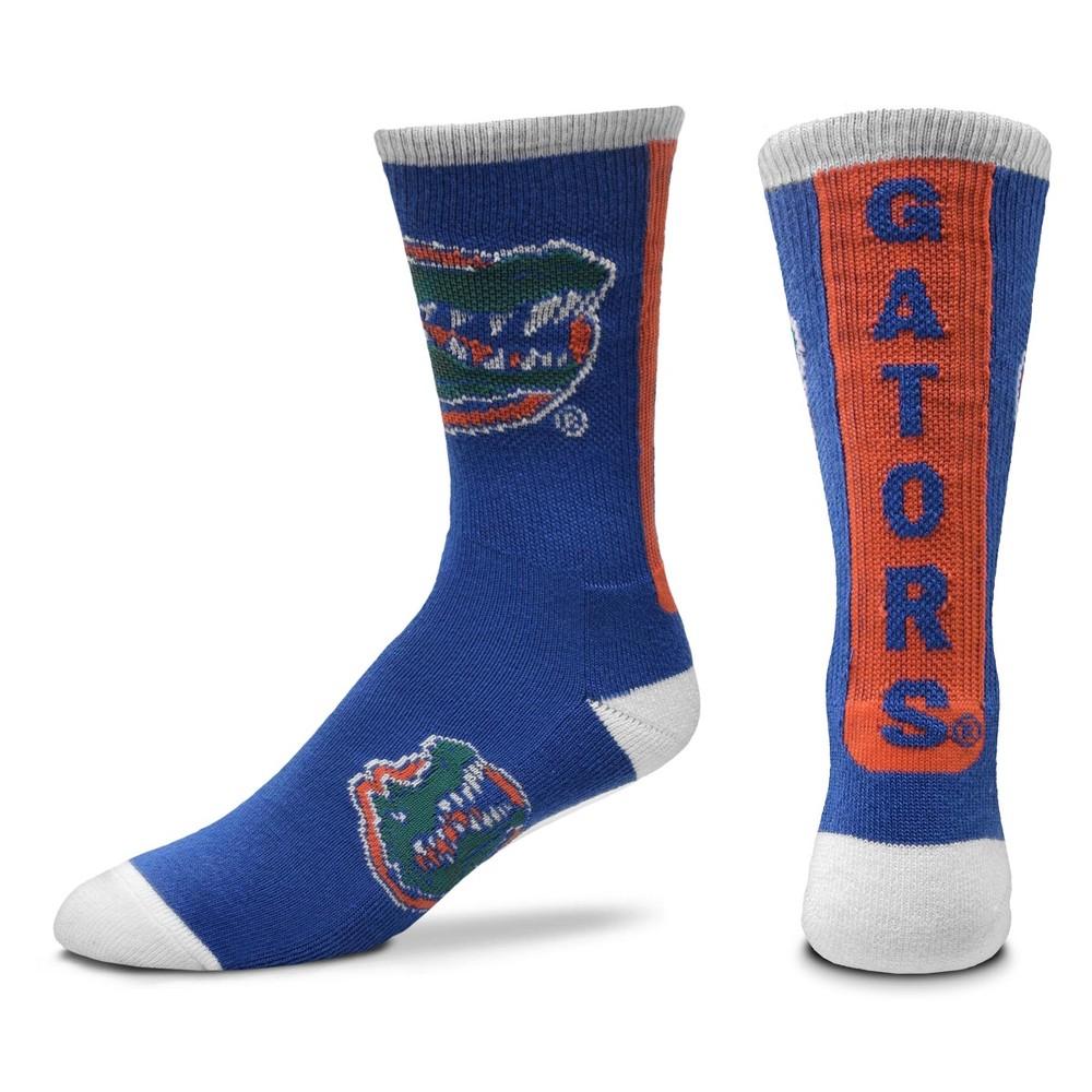 NCAA Florida Gators Ticket Crew Sock L, Men's