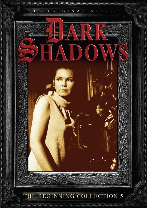 Dark shadows:Beginning collection 5 (DVD) - image 1 of 1