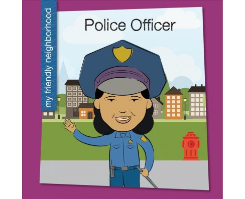 Police Officer (Paperback) (Samantha Bell) - image 1 of 1
