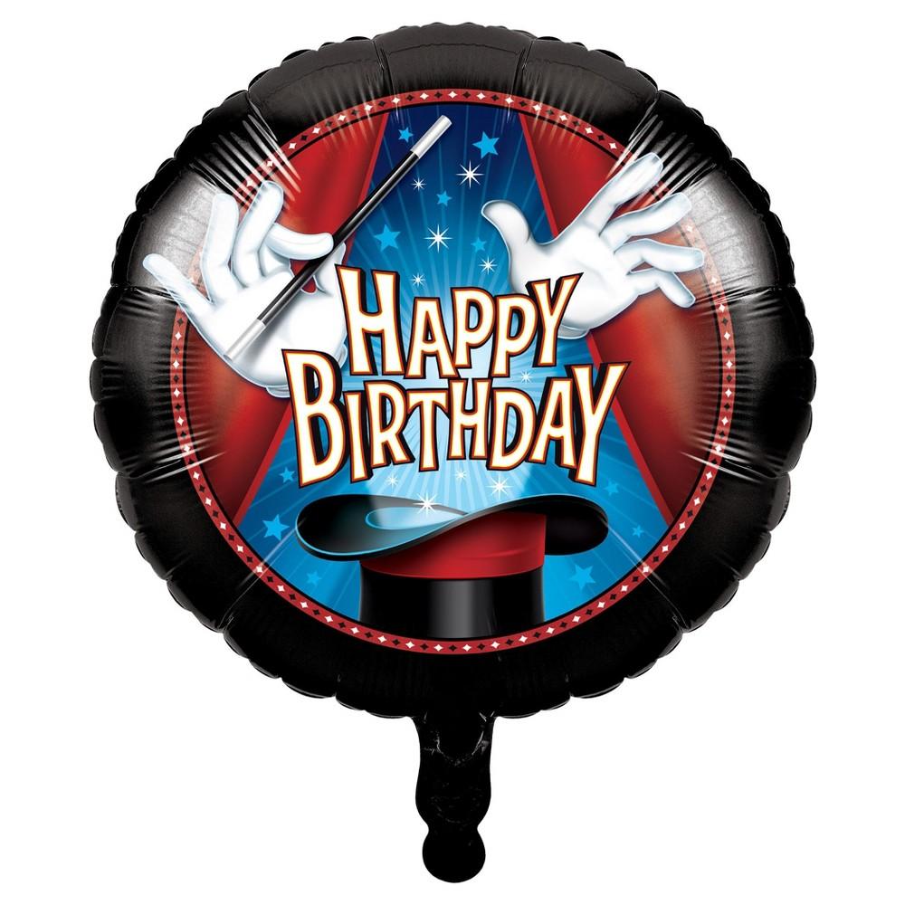 Magic Party Mylar Balloon