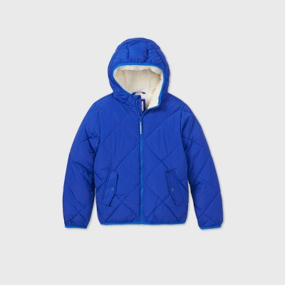 Kids' Quilted Puffer Jacket - Cat & Jack™