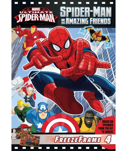 Spider-Man and His Amazing Friends (Paperback) (John Sazaklis) - image 1 of 1