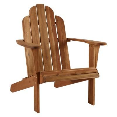 Adirondack Chair Brown - Linon