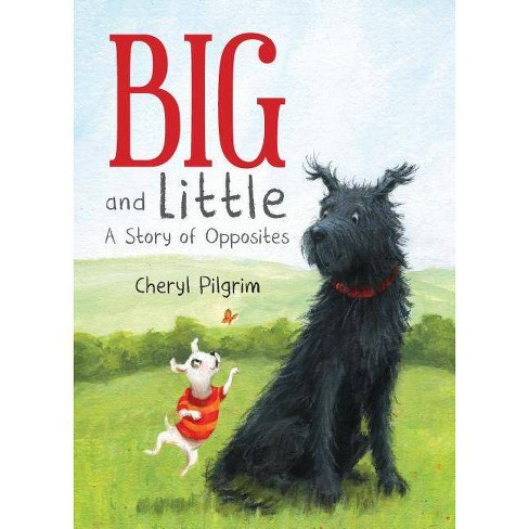 Big and Little - by  Cheryl Pilgrim (Hardcover) - image 1 of 1