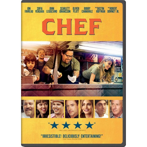 Chef (dvd_video) - image 1 of 1