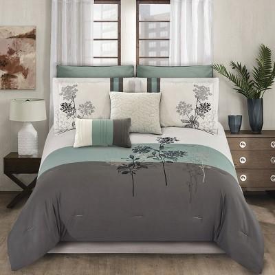 Emilie Comforter Set - Riverbrook Home