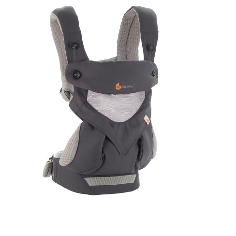 982a232bb51 ... Positions Ergonomic Cool Air Mesh Baby Carrier - Carbon Gray. Shop all  Ergobaby