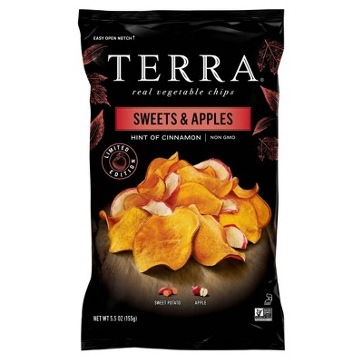 Terra Sweets & Apples Chips - 5.5oz