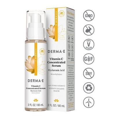 Facial Treatments: Derma E Vitamin C Serum