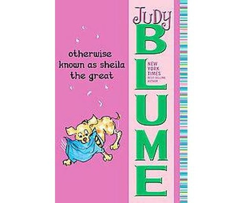 Otherwise Known As Sheila the Great (Paperback) by Judy Blume - image 1 of 1