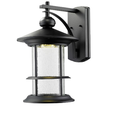 Z-Lite 552B-LED Genesis 1 Light Energy Efficient LED Wall Sconce Outdoor Light - image 1 of 1