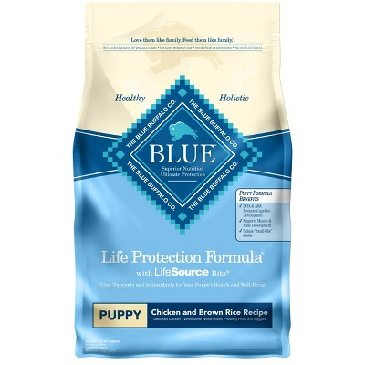 Dog Food: Blue Buffalo Life Protection Puppy