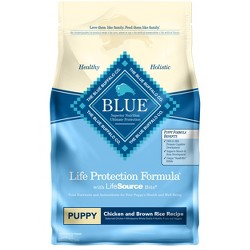 Blue Buffalo Puppy Chicken and Brown Rice Dry Dog Food