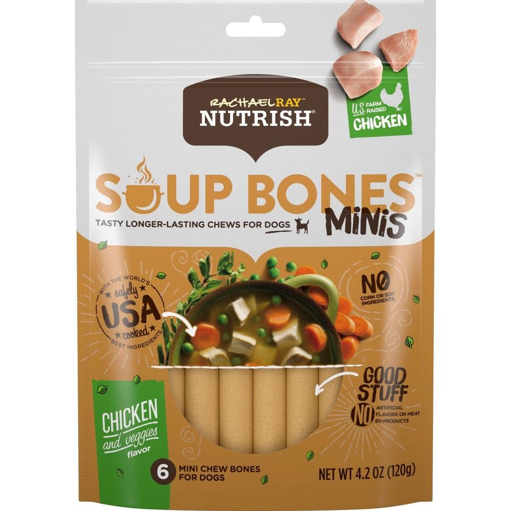 Rachael Ray Nutrish Sb Minis Dog Treats Chicken 38 Veggies 4 2oz