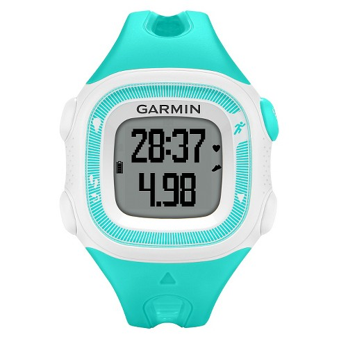 Garmin Forerunner Fitness Assessment Monitor - Teal/White - image 1 of 4