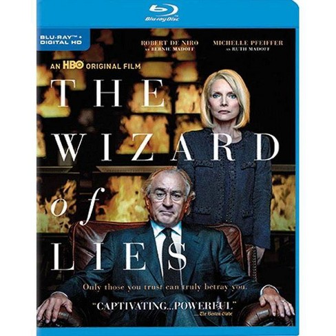 The Wizard Of Lies (Blu-ray) - image 1 of 1