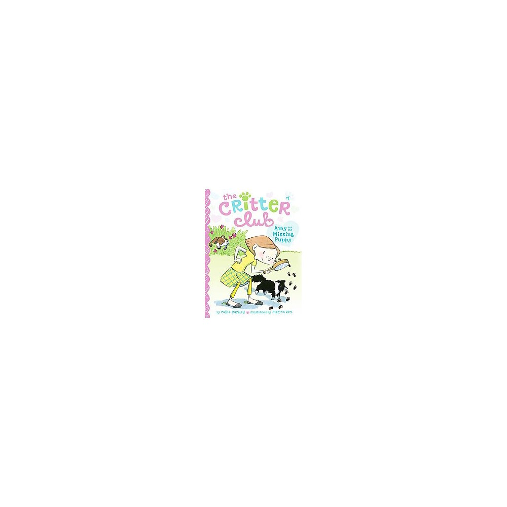 Amy and the Missing Puppy (Paperback) (Callie Barkley)