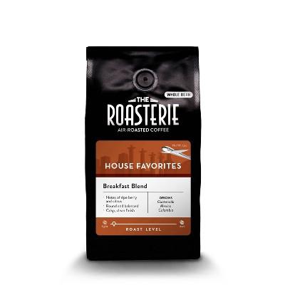The Roasterie Breakfast Blend Light Roast Whole Bean Coffee - 12oz
