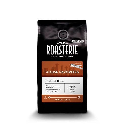 The Roasterie Breakfast Blend Light Roast Whole Bean Coffee - 12oz - image 1 of 3