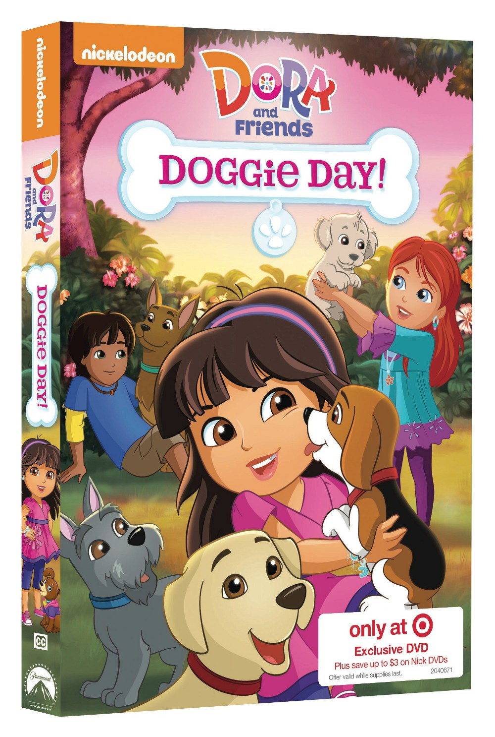 Dora and Friends: Doggie Day (Dvd) (Target Exclusive)