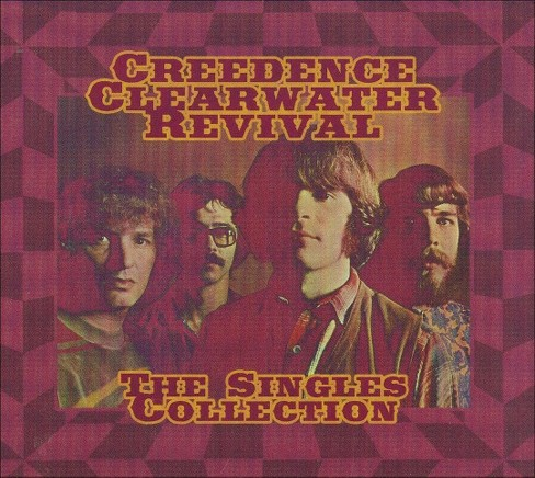 Creedence clearwater - Singles collection (CD) - image 1 of 1