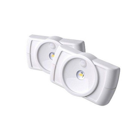 Mr Beams 2pk Motion-Activated 35 Lumens LED Task Light - image 1 of 3