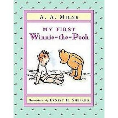 My First Winnie-The-Pooh (Hardcover)(A. A. Milne)