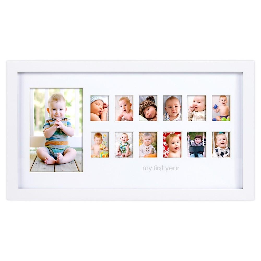 Pearhead Photo Moments Frame, White