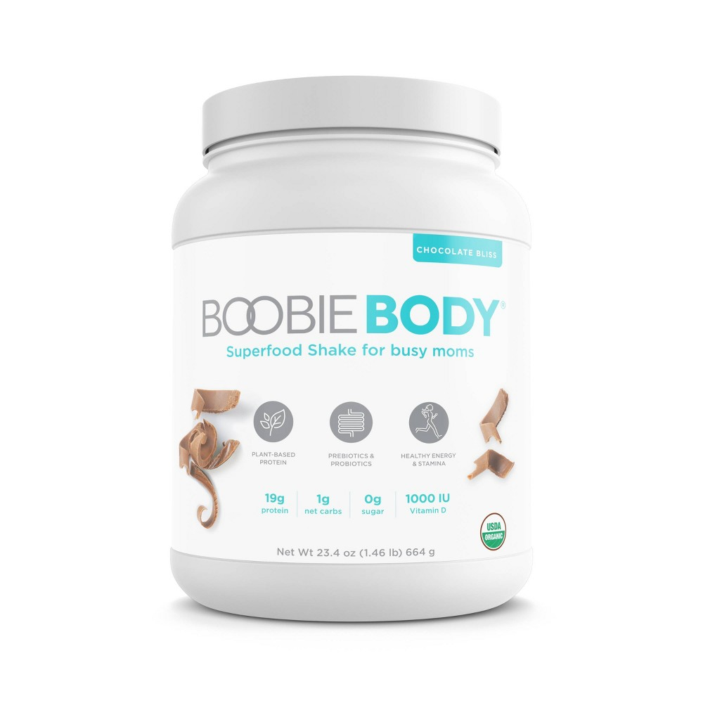 Image of Boobie Body Protein Shake - Chocolate Bliss - 23.4oz, Women's