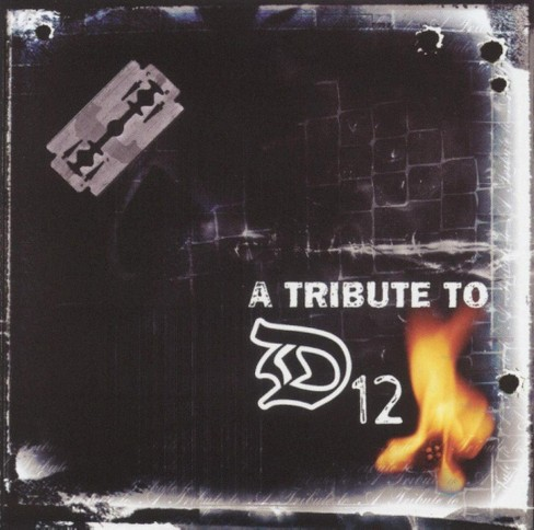 Various - Tribute to d12 (CD) - image 1 of 1