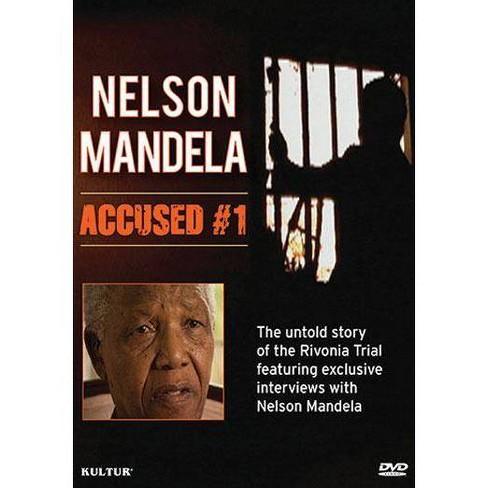 Nelson Mandela: Accused Number 1 (DVD) - image 1 of 1