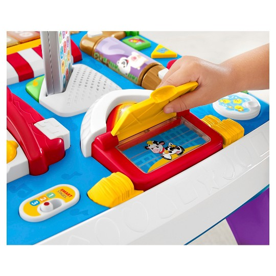 Fisher-Price Laugh and Learn Around the Town Learning Table image number null