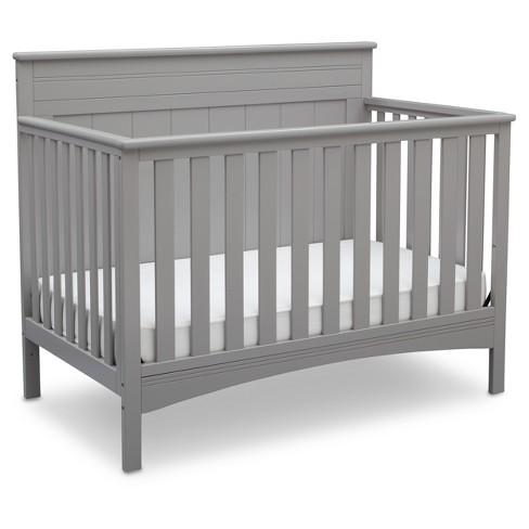 Delta Children Fancy 4 In 1 Standard Full Sized Crib