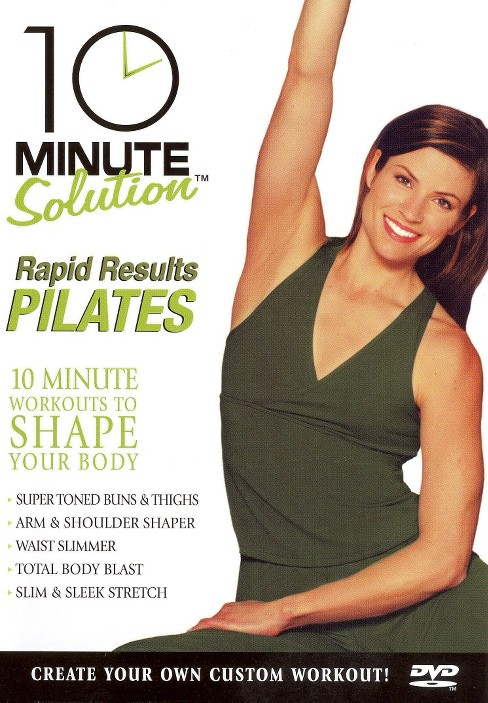 10 Minute Solution: Rapid Results Pilates - image 1 of 1