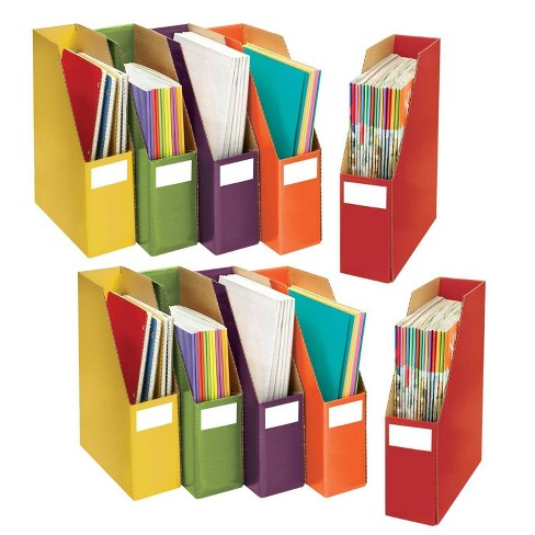 2pk 5 per pack Storage Files - Sensational Classroom - image 1 of 1