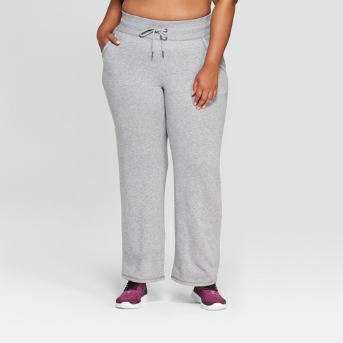 269ca8c39219 Women s Plus Size Authentic Fleece Sweatpants - C9 Champion®   Target