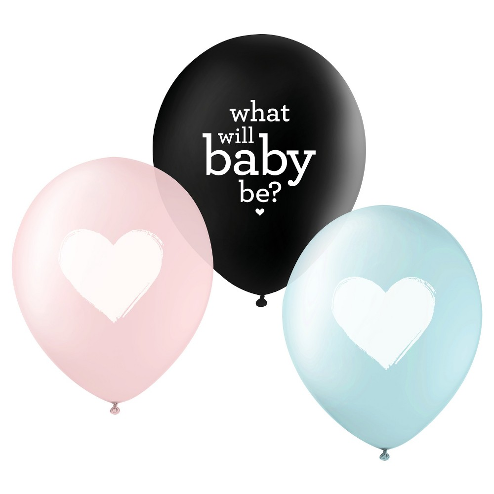 Image of Gender Reveal Party Designer Balloons