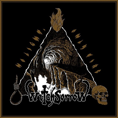 Witchsorrow - No light only fire (CD) - image 1 of 1