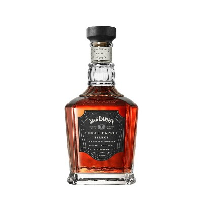 Jack Daniel's Single Barrel Select Tennessee Whiskey - 750ml Bottle