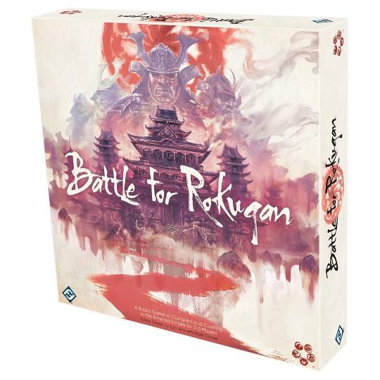 Fantasy Flight Games L5R: Battle for Rokugan Board Game image number null