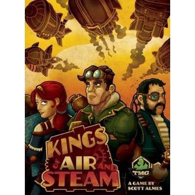 Kings of Air & Steam Board Game