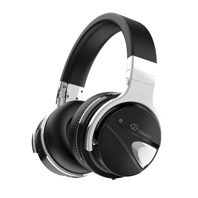 Cowin E7MR Wireless Active Noise Cancelling Over-Ear Headphones with Microphone