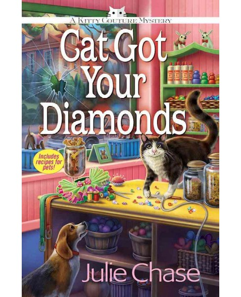 Cat Got Your Diamonds (Reprint) (Paperback) (Julie Chase) - image 1 of 1