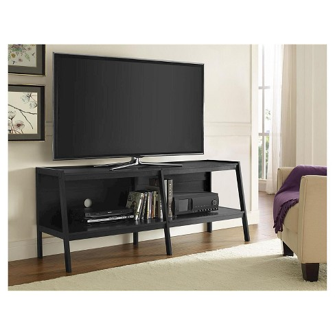 Viewfield Ladder Tv Stand For Tvs Up To 60 Black Room Joy