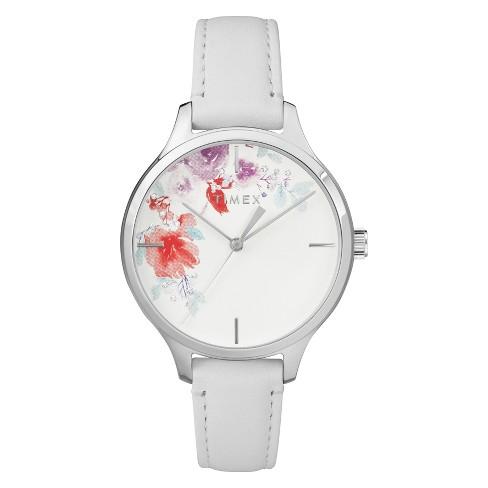 Risultati immagini per all white watch