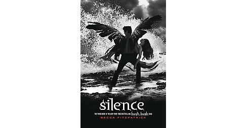 Silence (Paperback) (Becca Fitzpatrick) - image 1 of 1
