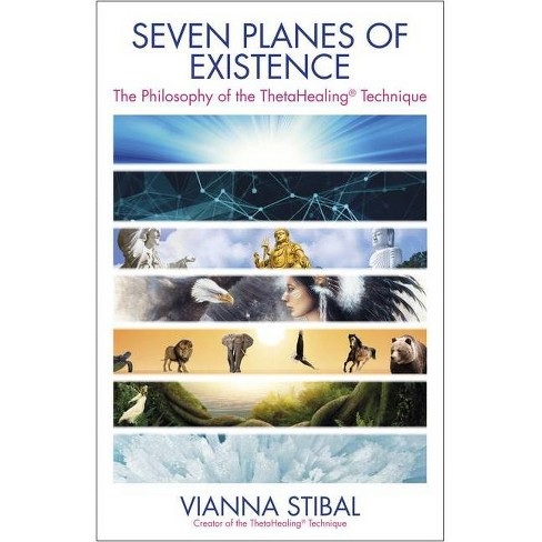 Seven Planes of Existence - by  Vianna Stibal (Paperback) - image 1 of 1