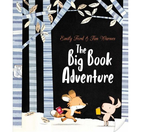 Big Book Adventure -  by Emily Ford (Hardcover) - image 1 of 1