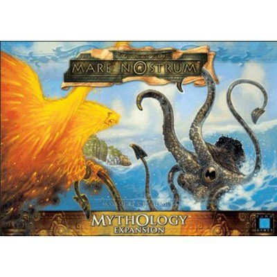 Mare Nostrum - Mythology Expansion Board Game